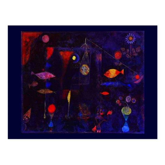 Postcard-Classic/Vintage Art-Klee 35 Postcard