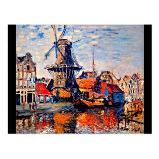 Postcard-Classic/Vintage-Claude Monet 217 Postcard