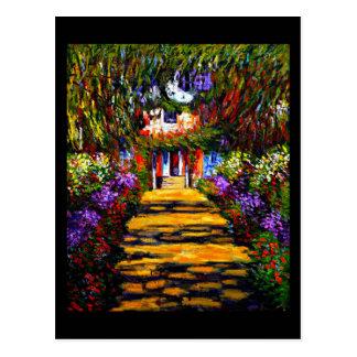 Postcard-Classic/Vintage-Claude Monet 27 Postcard