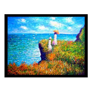 Postcard-Classic/Vintage-Claude Monet 29 Postcard