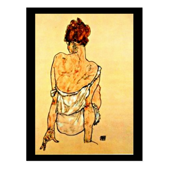 Postcard-Classic/Vintage-Egon Schiele 31 Postcard