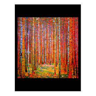 Postcard-Classic/Vintage-Gustav Klimt 10