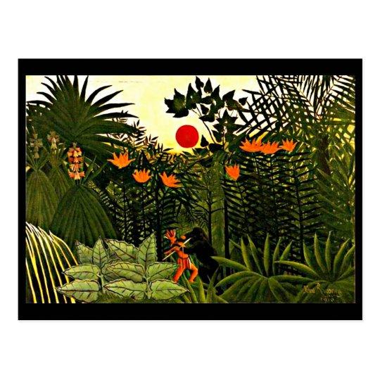 Postcard-Classic/Vintage-Henri Rousseau 23 Postcard