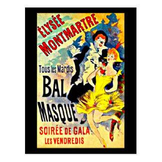 Postcard-Classic/Vintage-Jules Chéret 18
