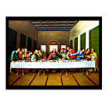 Postcard-Classic/Vintage-Leonardo da Vinci 20