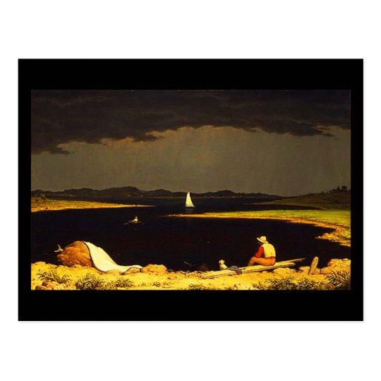 Postcard-Classic/Vintage-Martin Johnson Heade 6 Postcard