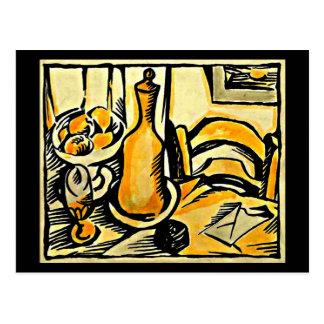 Postcard-Classic/Vintage-Rafael Barradas 1 Postcard