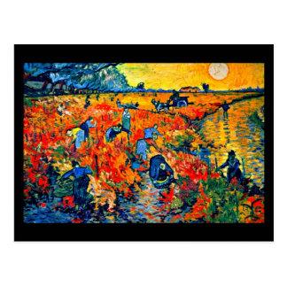 Postcard-Classic Vintage-Vincent Van Gogh 17