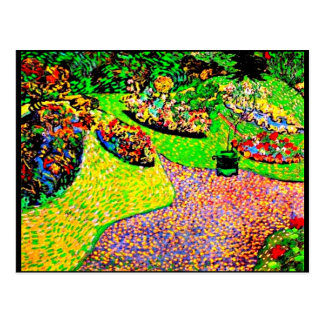 Postcard-Classic/Vintage-Vincent Van Gogh 202 Postcard