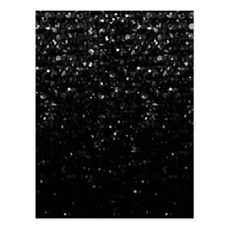 Postcard Crystal Bling Strass