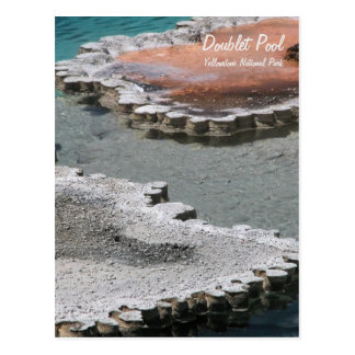 Postcard: Doublet Pool Mineral Deposits #1 Postcard