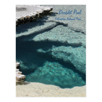 Postcard: Doublet Pool Mineral Deposits #2 Postcard