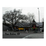 Postcard, Downtown Paso Robles, CA