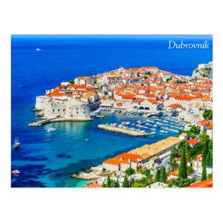 Postcard, Dubrovnik Postcard