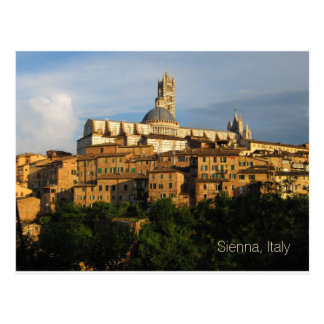 Postcard - Duomo di Siena, Italy
