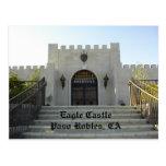 Postcard: Eagle Castle, Paso Robles, CA