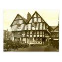 Evesham, Worcestershire, 1937 Postcard