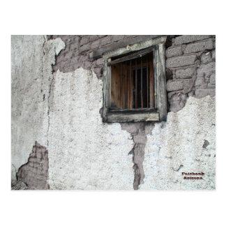 Postcard: Fairbank Jail Postcard