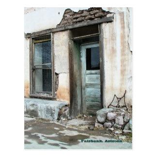 Postcard: Fairbank Mercantile Store