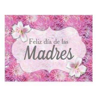 Postcard - Feliz Día de las Madres