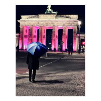 Postcard - festival OF Lights Berlin 2011