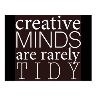 Postcard for Creative People