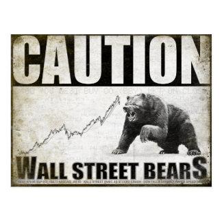 Postcard for the Bear Market Investors