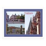 Postcard Freiburg