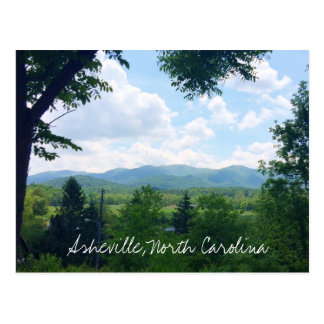 Postcard from Asheville