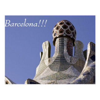 Postcard from Barcelona....