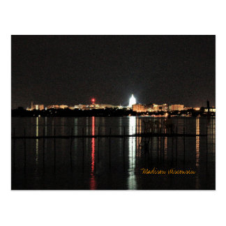 Postcard from Madison Wisconsin