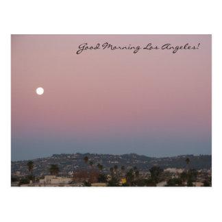 Postcard - Good Morning LA