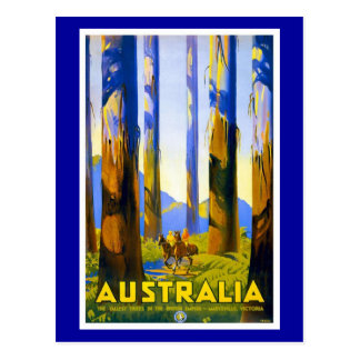 Postcard Greetings Australia
