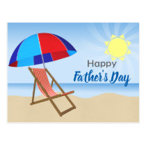 Postcard - Happy Father's Day