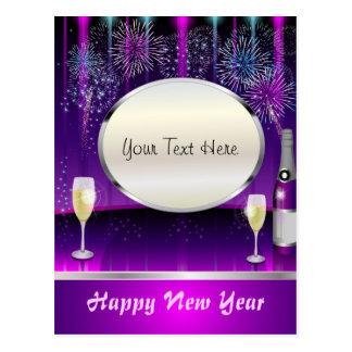 Postcard Happy New Year