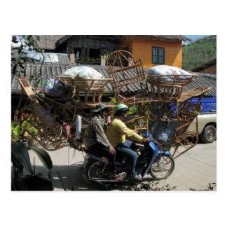 Postcard - Heavy Load