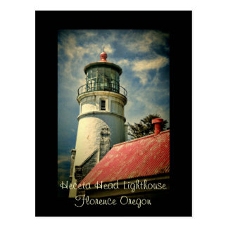 Postcard - Heceta Head Lighthouse