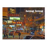 Postcard: Hong Kong Nightlife