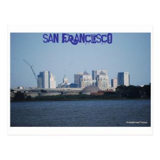 Postcard Horizontal Template