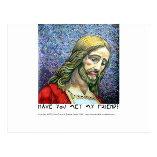 Postcard HZ Have you met (Jesus 4)