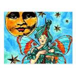 "Postcard ""Inspiration Fairy"""