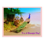 Postcard-It is A Beautiful Day!