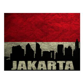 Postcard Jakarta