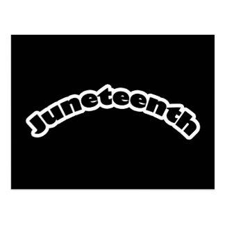 Postcard: Juneteenth