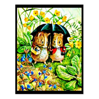 Postcard-Kids Art-Beatrix Potter 9 Postcard