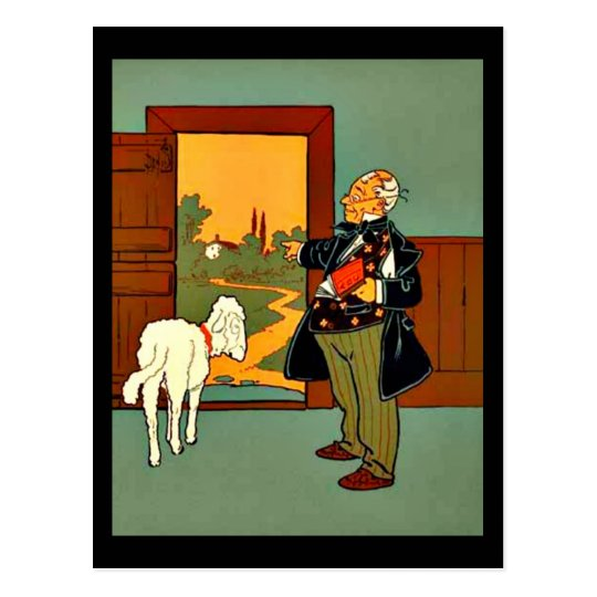 Postcard-Kids-William Warren Denslow 53 Postcard