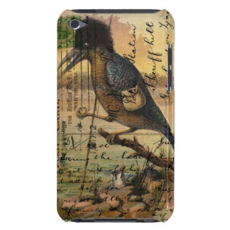 Postcard Kingfisher iPod Touch Covers