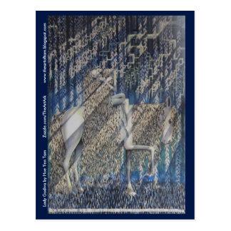 Postcard - Lady Godiva