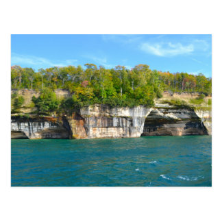 Postcard/Lake Superior National Shoreline Postcard