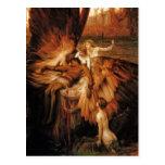 Postcard:  Lament for Icarus by Herbert Draper